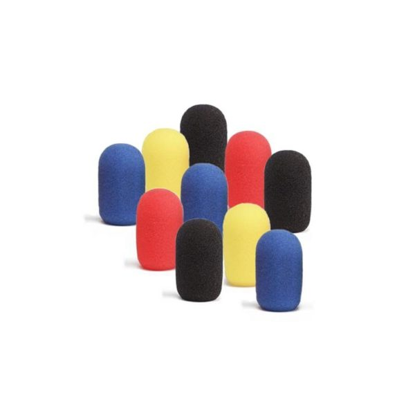 replacement-fitness-mic-windscreens-10-pack-mixed